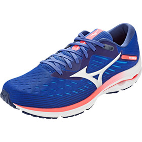 Mizuno Wave Rider 24 Shoes Men, rbluec/articice/divapink
